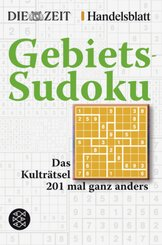 Gebiets-Sudoku