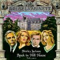 Spuk in Hill House, 1 Audio-CD - Tl.2