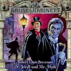 Dr. Jekyll und Mr. Hyde, 1 Audio-CD