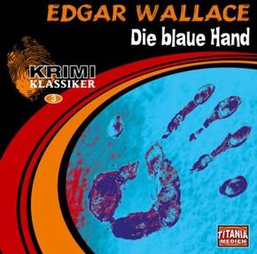Die blaue Hand, 1 Audio-CD