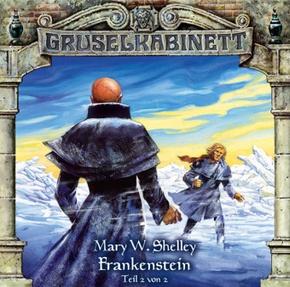Frankenstein, Audio-CD - Tl.2