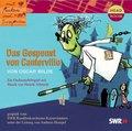 Das Gespenst von Canterville, 1 Audio-CD