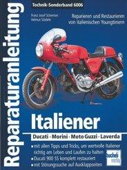 Italiener - Ducati, Morini, Moto Guzzi, Laverda