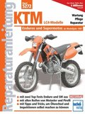 KTM LC4-Modelle, Enduros und Supermotos ab Modelljahr 1987