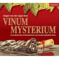 Vinum Mysterium, 4 Audio-CDs
