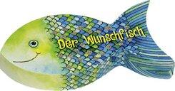 Der Wunschfisch, Box m. Wunschkarten und Umschlag (fischförmig)