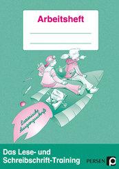 Das Lese- und Schreibschrift-Training: Das Lese- und Schreibschrift-Training - LA, m. 1 Beilage