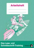 Das Lese- und Schreibschrift-Training: Arbeitsheft, Vereinfachte Ausgangsschrift