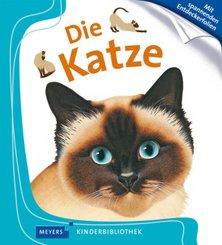 Die Katze - Meyers Kinderbibliothek