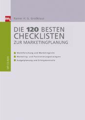 Die 140 besten Checklisten zur Marketingplanung