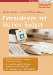 Firmendesign mit kleinem Budget