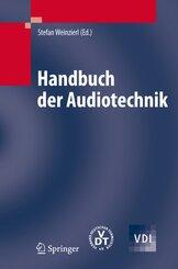 Handbuch der Audiotechnik, 2 Bde.