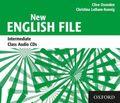 New English File, Intermediate: 3 Class Audio-CDs