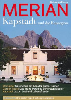 MERIAN Kapstadt und die Kapregion