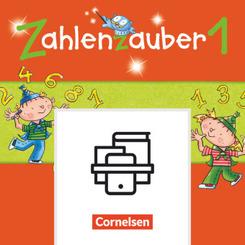 Zahlenzauber - Mathematik für Grundschulen - Materialien zu allen Ausgaben - 1. Schuljahr