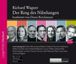 Der Ring des Nibelungen, 5 Audio-CDs