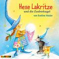 Hexe Lakritze und die Zauberkugel, 1 Audio-CD
