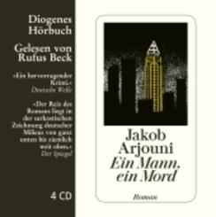 Ein Mann, ein Mord, 4 Audio-CDs