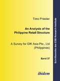 An Analysis of the Philippine Retail Structure