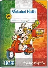 Vokabel-Häfft, Italienisch (DIN A5) VHS
