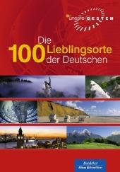 Die 100 Lieblingsorte der Deutschen