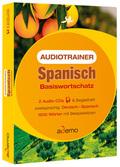 Audiotrainer Spanisch Basiswortschatz, 2 Audio-CDs