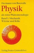 Physik als reine Phänomenologie, 2 Bde.
