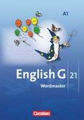 English G 21, Ausgabe A: 5. Schuljahr, Wordmaster; Bd.1