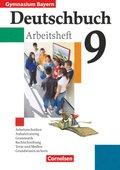 Deutschbuch, Gymnasium Bayern: 9. Jahrgangsstufe, Arbeitsheft