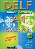 DELF Junior Scolaire A1, m. Audio-CD