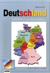 Deutschlandwissen in der Grundschule