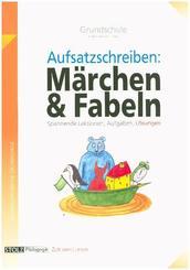 Märchen & Fabeln, Grundschule