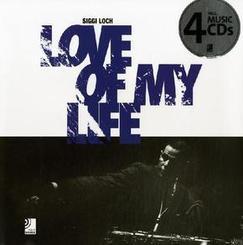 Love of my Life, Bildband u. 4 Audio-CDs