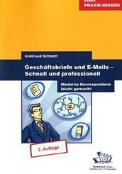 Geschäftsbriefe und E-Mails schnell und professionell