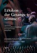 Instrumenten-Lexika: Lexikon der Gesangsstimme; Bd.5