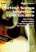 Perfekt Songs begleiten mit Gitarre, m. Audio-CD