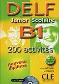 DELF Junior Scolaire B1, m. Audio-CD
