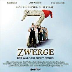 7 Zwerge, Das Hörspiel, 1 Audio-CD