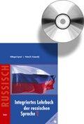 Integriertes Lehrbuch der russischen Sprache: Für Anfänger, m. Audio-CD; 1