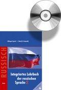 Integriertes Lehrbuch der russischen Sprache: Für Fortgeschrittene, m. Audio-CD; 2
