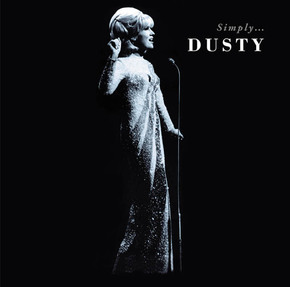Simply ... Dusty, photo book and 4 Audio-CDs