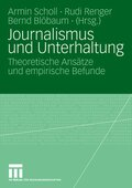 Journalismus und Unterhaltung