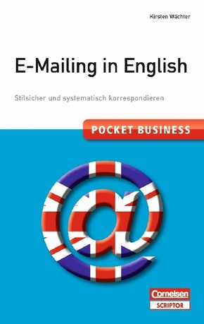 Pocket Business - E-Mailing in English