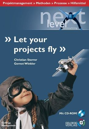 'Let your Projects fly', m. CD-ROM