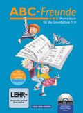 ABC-Freunde, Wörterbuch für die Grundschule Klasse 1-4, m. CD-ROM
