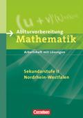 Abiturvorbereitung Mathematik - Nordrhein-Westfalen
