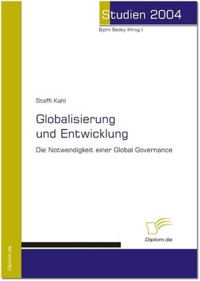 Globalisierung und Entwicklung