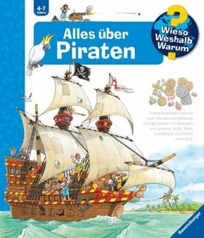 Alles über Piraten - Wieso? Weshalb? Warum? Bd.40