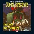 Geisterjäger John Sinclair - Im Land des Vampirs, 1 Audio-CD