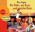 Hogan, Hörbuch Ein Pakt, ein Kuss; 1 CD
